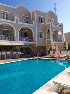 Fomithea Hotel (Kamari) - arvostelut sekä hintavertailu - TripAdvisor