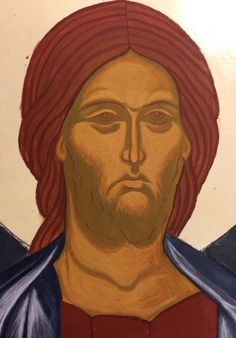 Religious Icons, Painting Lessons, Ikon, Techno, Style Icons, Saints, Pattern, Image, Art