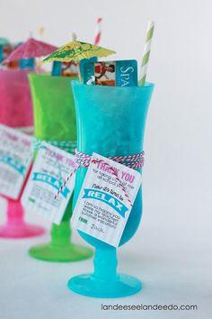 Teacher Gift Idea: Time to Relax - Landee See Landee Do