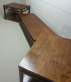 LARGE Mid Century Modern Lane Furniture TUXEDO Coffee Cocktail End Tables  Vintage On Etsy, $515.00