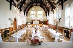 Westbury-on-Trym Village Hall wedding reception & styling by me! Rustic Wedding, Our Wedding, Wedding Venues, Wedding Ideas, Wedding Inspiration, Dream Wedding, Wedding Tables, Wedding 2015, Room Inspiration