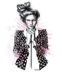 Illustrations by Marynn