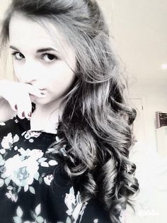 Had my hair practised on for a wedding (original picture) x
