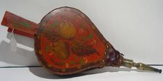 bellows, hand painted