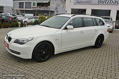 BMW Baureihe 5 Touring 523i-Navi-SHZ-PDC-Tempomat EZ 01/2009 / 156.900 km / Benzin / 140 kW (190 PS) / Automatik