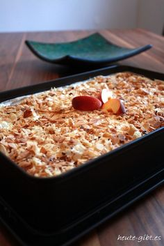 today there is . peach cantuccini heute gibt es… Pfirsich-Cantuccini-Traum The peach cantuccini dream - Smoothie Bowl, Smoothie Recipes, Smoothie Detox, Easy Potato Recipes, Easy Appetizer Recipes, Baking Recipes, Cake Recipes, Dessert Recipes, Dessert Blog