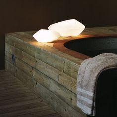 Rocks Outdoor Lighting Stones Outdoor Patio Lamp
