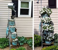 Ladder-planter-before-and-after.jpg (498×425)