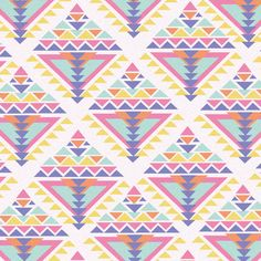 Colors & Patterns Tribal Print Pattern, Tribal Patterns, Tribal Prints, Abstract Pattern, Color Patterns, Star Background, Beautiful Patterns, Illustration Art, Illustrations