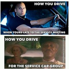 Lol driving when late to service meeting vs driving the service car group Jw Meme, Jw Jokes, Funny Jokes, Hilarious, Jw Funny, Mormon Jokes, Funny Stuff, Crazy Funny, Stupid Funny