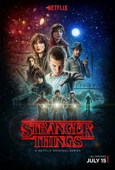 The new original series Stranger Things on Netflix stars Matthew Modine, Winona Ryder and David Harbour is a sci fi & fantasy mystery that can't be missed. Stranger Things Netflix, Stranger Things Saison 1, Stranger Things Tv Series, Stranger Things 2 Poster, Winona Ryder, Tv Series 2016, Netflix Releases, Netflix Tv, Netflix Horror