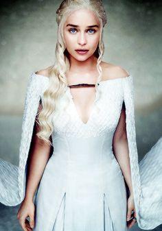 Daenerys.....stunning!  Game of Thrones