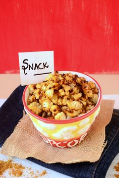 Spices and aroma: South beach diet phase 1 snacks : Roasted cauliflower popcorns
