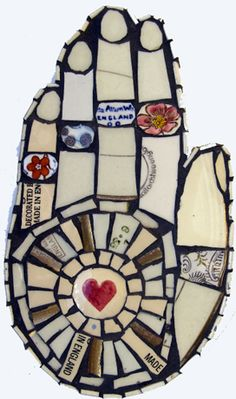 Ceramic Dictionary - by Susan Mussi: MOSAICS - How to work