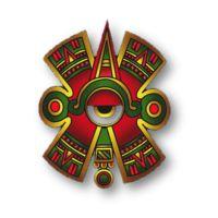 Coatlicue by needtobleed on DeviantArt Mayan Tattoos, Mexican Art Tattoos, Inca Tattoo, Indian Tattoos, Aztec Symbols, Viking Symbols, Egyptian Symbols, Viking Runes, Ancient Symbols