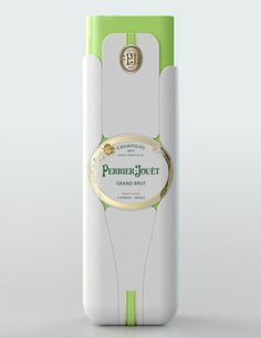 Perrier-Jouët -  French designer Benjamin Graindorge brings a modern sensibility to the brand's legendary Art Deco aesthetic with his InBloom Fresh Box. The flower-inspired case keeps a bottle of Grand Brut at an ideal drinking temperature.