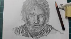 #pencildrawing #gameofthrones #JaimeLannister