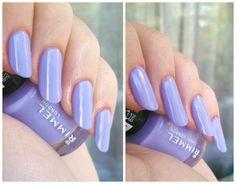 KireiKana: Лак для нігтів Rimmel Rita Ora 558 Go Wild-er-ness nail polish