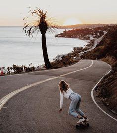 Likes, 44 Comments - Surfer Lifestyle Malibu California, Malibu Surf, Beach Aesthetic, Summer Aesthetic, Skate Surf, Foto Instagram, Instagram Lifestyle, Longboarding, Santa Monica