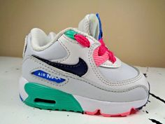 6bb6900e091 Babies Nike Air Max Toddler Basketball shoes size 5C 833416-110  Nike   Athletic