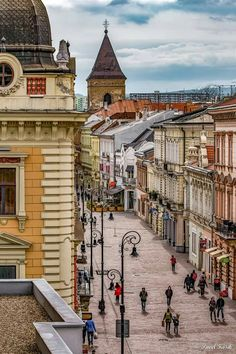 Košice, Slovakia My Town, Travel List, Our World, Europe, Most Beautiful, Street View, Earth, Country, City