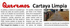 queremos #Cartaya limpia #ClippedOnIssuu desde Cartaya al día. Febrero de 2015