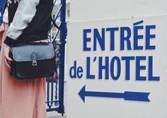 Bunnipunch and fashion in Saint Malo