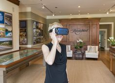 """Virtual Showrooms: The Future of Homebuying is Now Reality, by Forbes   """"Kiawah Island Real Estate in South Carolina recently made virtual reality tours of its new-construction homes available to prospective buyers, within several of its home plans."""" See them on this Pinterest board! #luxuryrealestate"""