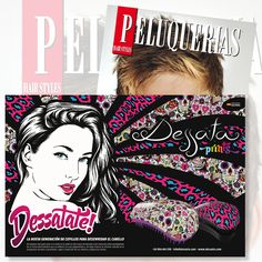 DESSATA visto en/as seen on #revistapeluquerias #PHS521 Contacta www.dessata.com/ www.facebook.com/Cepillo.Dessata.desenreda @Cepillo_Dessata Teléfono: (+34) 964 414 230 info@dessata.com