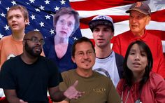 What is the American Dream? What do people in the U.S. think about the American Dream? To find out, I interviewed Americans from many different backgrounds and walks of life.