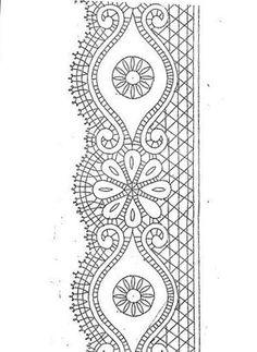 bolillo patrones - maravillada - Álbumes web de Picasa