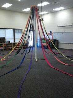 We used to do this when I was in elementary school!  I so have to do this with my students!