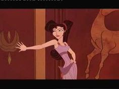 "I Can't Believe My Heart (Megara's deleted song) This is the song Megara was supposed to sing in Disney animated movie ""Hercules""! But it was replaced by ""I won't say (I'm in love)""! The reason is ""I can't believe my heart"" is a ballad and...well, Megara isn't exactly a ""ballad girl""^^!"