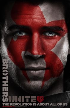 Safeguarding the freedom of the future... a brother to Panem, Gale Hawthorne. #Unite