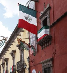 The heart of Mexico's Bicentennial Celebration took place in San Miguel de Allende, the home of Casa Dragones Tequila.