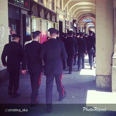 """#Torino raccontata dai cittadini per #inTO. Foto di cristina_ska """"Immagine per la Festa del bicentenario dell'arma dei Carabinieri"""""""