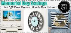 Start shopping our newest products below or shop by home decor category with menu buttons at top of page. White Home Decor, Home Wall Decor, Loft Style Homes, Large Scale Art, Cafe Wall, Home Goods Decor, Novelty Gifts, Nautical Theme, Accent Colors