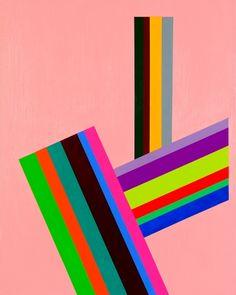 "Gary Petersen Somewhere Between 2012  acrylic & oil on wood panel  20"" x 16"""
