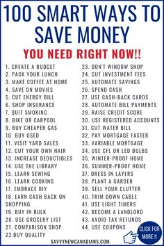 100 Serious Ways To Save Money Right Now Need some help with saving money? Try these money saving tips that work. If you have been struggling to come up with a money saving or budgeting plan that works, these… Continue Reading → Savings Challenge, Money Saving Challenge, Savings Plan, Best Money Saving Tips, Ways To Save Money, Money Tips, Saving Money Plan, How To Manage Money, Money Saving Hacks