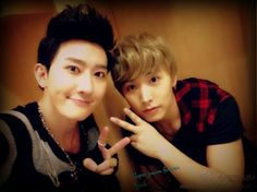 Zoumi SJ-M and Xiumin EXO-M ...