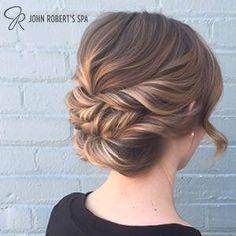 Prom Hair Trends 2016   Flirty Formal   John Robert's Spa
