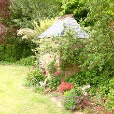 Back garden outhouse