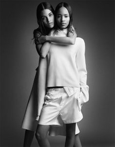"nice Interview US Setembro 2013 | ""The New Breed"" por Patrick Demarchelier [Editorial]"