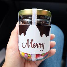 Chococrunch In Jar.   Cara beda menikmati cokelat kesukaan kalian