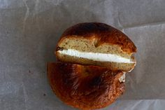 GF Bagels from Gluten Free on a Shoestring