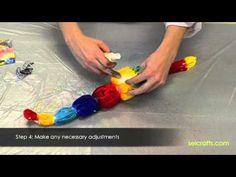 SEI Tumble dye Rubber Band Method Tutorial. DONE.
