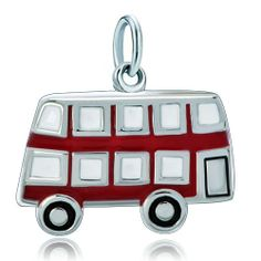 925 Sterling Silver Light Red Cute Schoolbus Clasp Charm | Charmsstory.com #sterling #charms #schoolbus #pandora Pandora Graduation Charm, Make Your Mark, Cheap Jewelry, Jewelry Design, Charmed, Pendant Necklace, Sterling Silver, Cute, Red