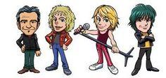 BON JOVI CARTOON | Jovi Fan Forum Community