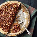 Maple-Pecan Pie Recipe | MyRecipes.com Gluten free pie!