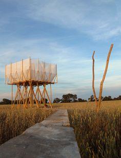 Architects: Gartnerfuglen, Mariana de Delás